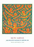 Keith Haring - Untitled (1989)