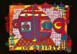 Friedensreich Hundertwasser - Good-bye from Afrika
