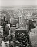 Ralf Uicker - New York View over Chrysler Building