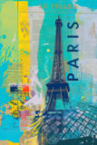 Ken Hurd - Cities III - Paris