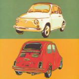 Rod Neer - Fiat 500 squared