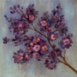 Silvia Vassileva - Twilight Cherry Blossoms II