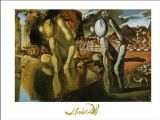 Salvador Dalí - Metamorphosis Of Narcissus, 1936-1937