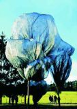 Christo und Jeanne-Claude - Wrapped Trees 32