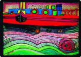 Friedensreich Hundertwasser - Regentag on waves of love