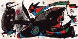 Joan Miró - Escultor Great  Britain steinsigniert