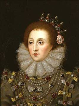 Portrait of Queen Elizabeth I (1533-1603) of artist Nicholas Hilliard, Great, Female, Rulers, Britain, Royalty, Personalities