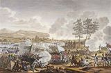 Jacques Francois Joseph Swebach - The Battle of Friedland, 14 June 1807, engraved by Francois Pigeot (b.1775)