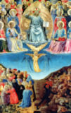 Fra Angelico - The Last Judgement, central panel from a Triptych