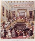 Eugene-Louis Lami - State Ball at Buckingham Palace, 5th July 1848,