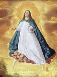 Francisco de Zurbaran - The Immaculate Conception, c.1628-30