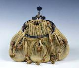 French School - Purse, 16th century, French
