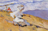 Joaquin Sorolla y Bastida - Capturing the Moment, 1906
