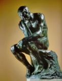 Auguste Rodin - The Thinker, 1881