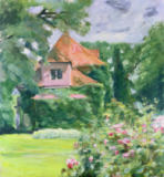 Max Liebermann - Old Country House, 1902
