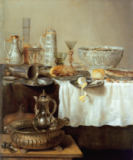 Gerrit Willemsz. Heda - Breakfast Still Life, 1638