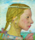 Paula Modersohn-Becker - A Young Girl