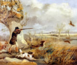 Henry Thomas Alken - Duck Shooting