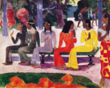 Paul Gauguin - Ta Matete  1892