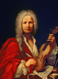 Italian School - Portrait of Antonio Vivaldi (1678-1741)