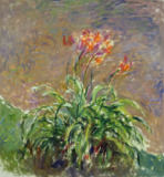 Claude Monet - Hemerocallis, 1914-17