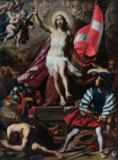 Gerard Seghers - The Resurrection of Christ, c.1610-20