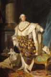 Joseph-Siffred Duplessis - Louis XVI (1754-93) in Coronation Robes, after 1774