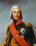 French School - Marshal Jean Baptiste Bessieres (1768-1813) Duke of Istrie