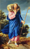 Philippe de Champaigne - The Good Shepherd, c.1650-60