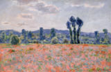 Claude Monet - Poppy Field, 1887