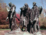 Auguste Rodin - The Burghers of Calais