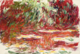 Claude Monet - Waterlily Pond, 1918-19