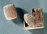 Hittite - Cappadocian letter and envelope, from Turkey, 2000-1800 BC