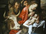 Pieter Aertsen - The Adoration of the Shepherds