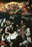 Francisco de Zurbaran - Adoration of the Shepherds, 1638