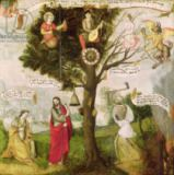 French School - The Tree of Good and Evil