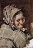 Walter Langley - A Newlyn Fish Wife, 1894