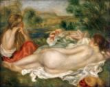 Pierre Auguste Renoir - Two Bathers, 1896