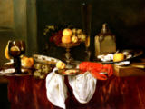 Abraham Hendricksz van Beyeren - Still Life with lobster