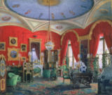 Eduard Petrowitsch Hau - Interior of the Winter Palace