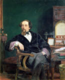 William Powell Frith - Portrait of Charles Dickens