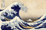 Katsushika Hokusai - The Great Wave of Kanagawa from from the series '36 Views of Mt. Fuji', 1831