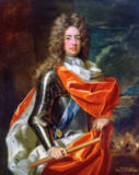 Sir Godfrey Kneller - Portrait of John Churchill (1650-1722) 1st Duke of Marlborough