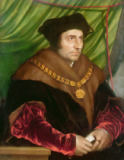 Hans Holbein der Jüngere - Portrait of Sir Thomas More (1478-1535)