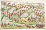 Chinese School - The Battle of Son tay during the Franco-Chinese War of 1885, 1885-99