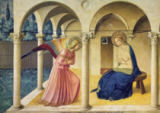 Fra Angelico - The Annunciation, c.1438-45