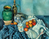 Paul Cézanne - Still Life with Apples, 1893-94