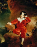 Sir Thomas Lawrence - Master Charles William Lambton, 1825