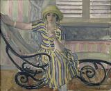 Henri Lebasque - The Cigarette