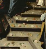 Francisco de Zurbaran - Detail of Strewing flowers